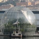 Genova: la sfera di renzo piano