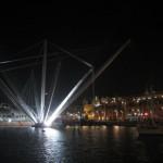 Acquario di genova: foto notturne