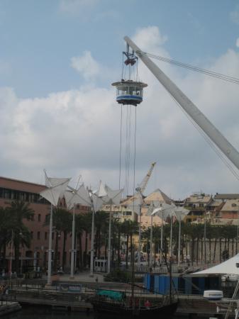 Acquario di Genova: il Bigo